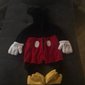 Disney Mickey Mouse once piece Halloween costume